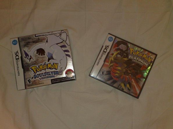 Pokémons para DS