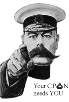 CPAN need you!